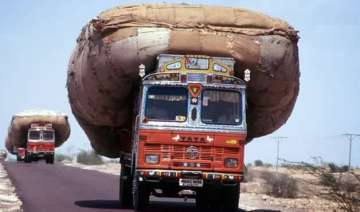 delhi to launch drive against overloaded vehicles...