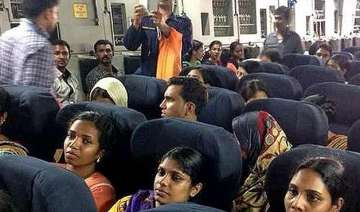 iaf brings home 168 indian nationals from war...