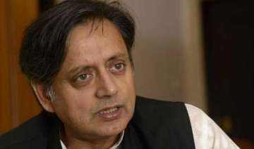 delhi police ask shashi tharoor to join sunanda...
