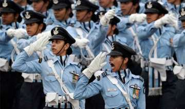 government approves induction of women fighter...