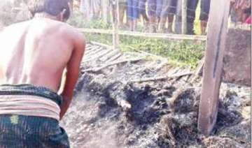 lover burns woman and infant to death in odisha -...