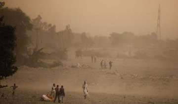 7 killed in rajasthan dust storm - India TV