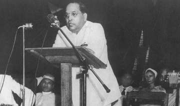 gujarat recalls book on ambedkar referring to...