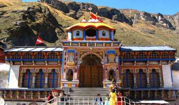 badrinath portals to be closed on november 17 -...