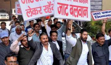 stir will end only after quota ordinance jat...