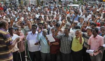 over 1.5 lakh bank employees to strike work in...
