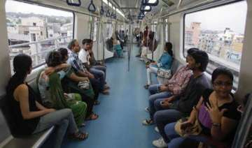 dmrc inks mou with railtel for wifi facility at...