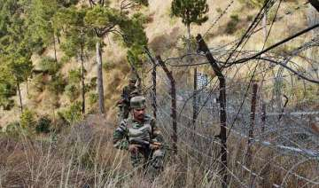 bsf jawan killed as pakistani rangers violate...