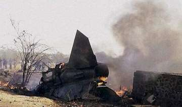mig 27 crashes in bengal 2 civilians die pilot...