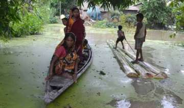 over 6 lakh marooned in assam floods toll now 7 -...