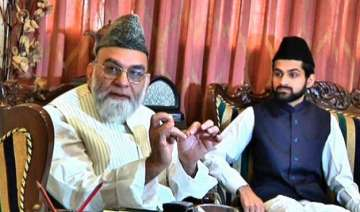 shahi imam agreed to marry his son with hindu...