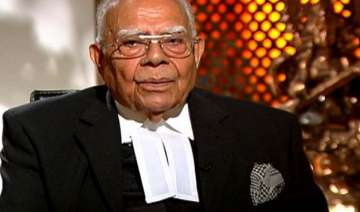 jethmalani vents anger in sc over govt inaction...