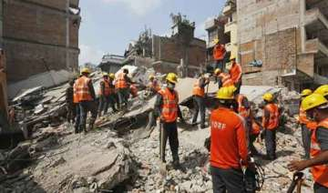 quake toll in india now 78 - India TV