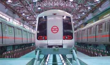 delhi metro services to be curtailed at two...