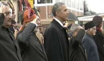 protocol stopped vice president from saluting...