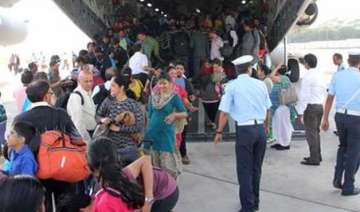 over 1 500 indians evacuated from quake hit nepal...