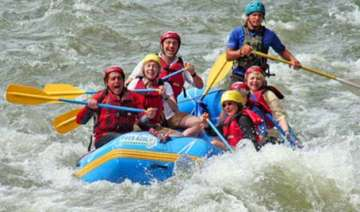 rafting in rishikesh an adventure turning into a...