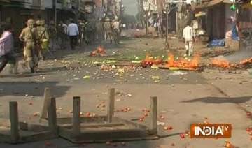 cow slaughter rumor sparks violence in mulayam s...