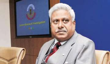 inappropriate for ranjit sinha to meet accused...