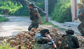 rajouri encounter ends another militant army...