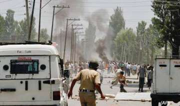 three killed in anantnag firing curfew in sopore...