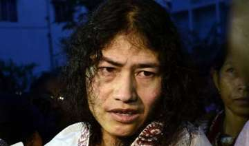 court orders release of irom sharmila - India TV