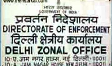 70 per cent posts in enforcement directorate...