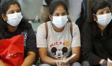 swine flu case reported on first day of the year...