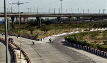 delhi govt to redesign city roads at a cost of rs...