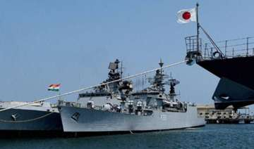 india us japan begin joint naval exercise vow to...
