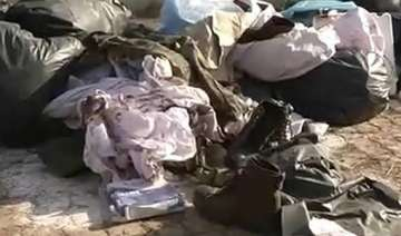 crpf orders inquiry into blood stained uniforms...