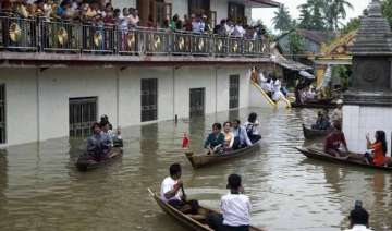 india airlifts food medicines to flood hit...