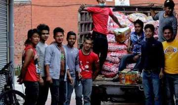 nepal s cyclists ride to rescue quake victims -...