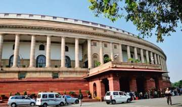 govt mulls 2 day parliament session for gst bill...
