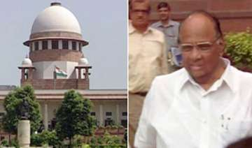 govt will honour sc decision pawar - India TV