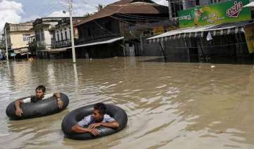 india to dispatch relief material to flood hit...