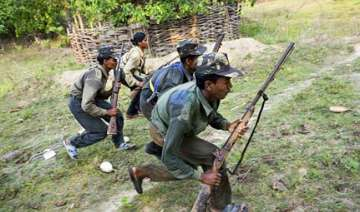 five security personnel killed by naxals in...