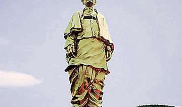 sardar patel s statue of unity to be made in...