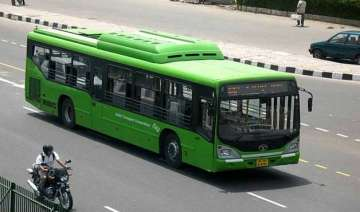 dtc drivers call off strike - India TV
