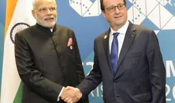rafale issue to come up during modi hollande...