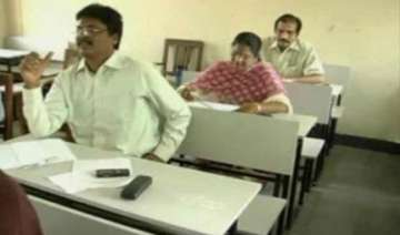 five judges in andhra suspended for copying in...