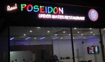 india s first under water restaurant comes up in...