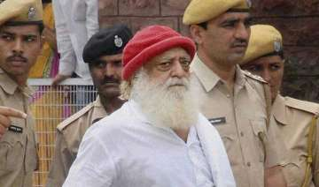 rape accused asaram portrayed as saint in...