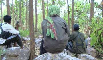top maoist leader roopesh his wife shina arrested...