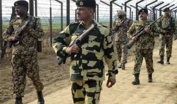 bsf lodges protest over suspected pak uav...