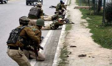 guerrilla hideout busted in jammu - India TV