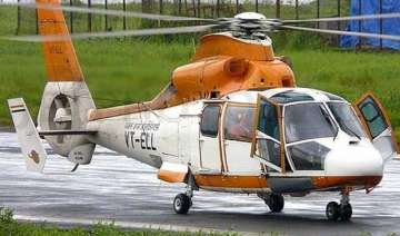 pawan hans conducts successful flight test at...