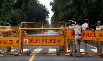 wanted man killed in encounter with delhi police...