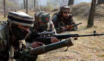 militant killed in encounter in kashmir s uri...