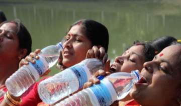acche din for varanasi soon drinking water at 50...